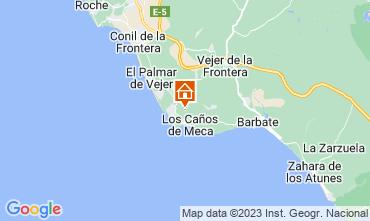 Map Los Caños de Meca Villa 107911