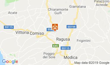 Map Ragusa Villa 118904