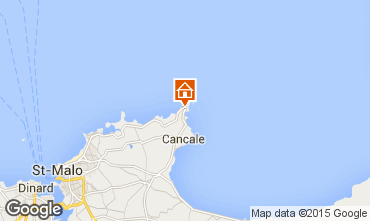 Map Cancale Mobile home 10704