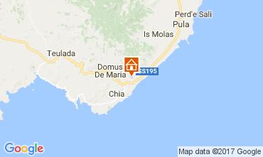 Map Pula Villa 110122