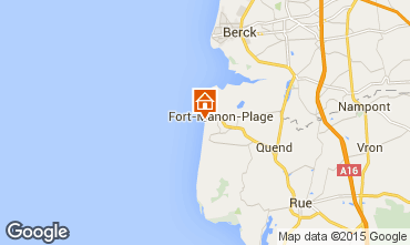 Map Fort Mahon House 66066
