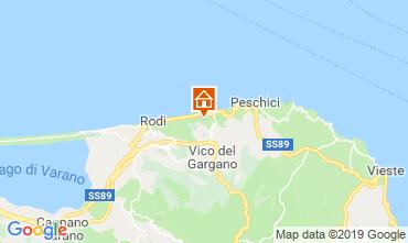 Map San Menaio Apartment 115240