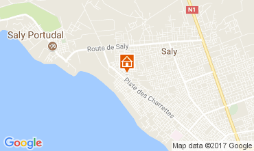 Map Saly Apartment 112144