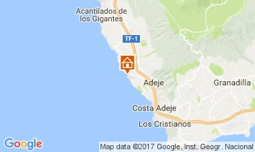 Map Callao Salvaje Apartment 109524