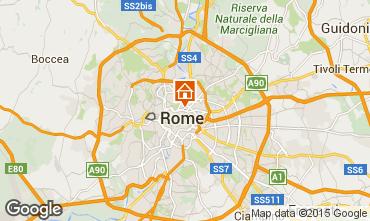 Map Rome Apartment 57760