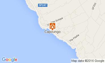 Map Gallipoli Apartment 104793