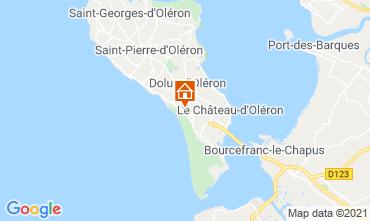 Map Dolus d'Oléron Villa 51142