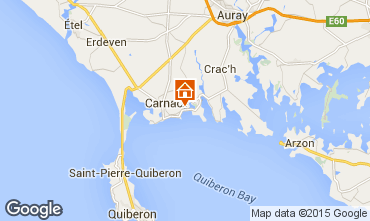 Map Carnac House 74361