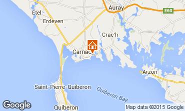 Map Carnac House 74361