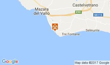 Map Tre Fontane Villa 107993