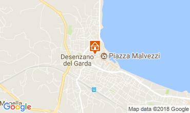 Map Desenzano del Garda Apartment 115282