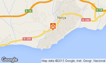 Map Nerja Apartment 79550