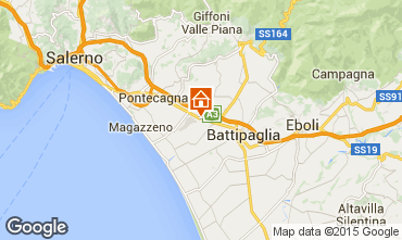 Map Salerno Apartment 58753