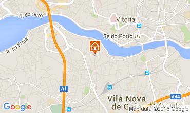 Map Vila Nova de Gaia Apartment 103672