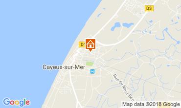 Map Cayeux-sur-Mer House 115164