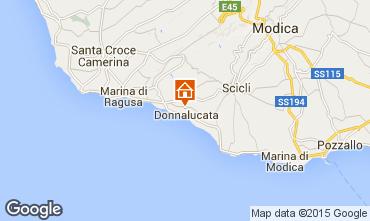 Map Scicli Apartment 69280
