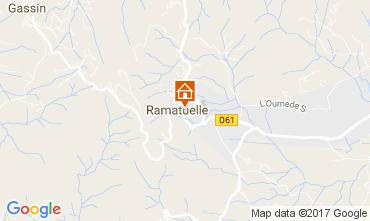 Map Ramatuelle Mobile home 107839