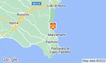 Map Noto Apartment 17336