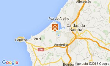 Map Obidos Villa 104007