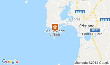 Map Cabras Villa 49265