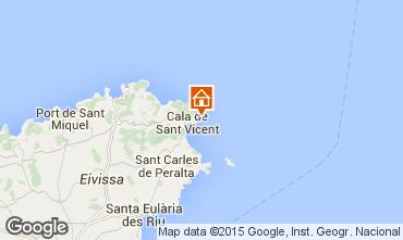 Map San Carlos Villa 40865