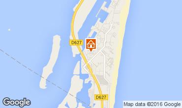 Map Port Leucate Apartment 63130