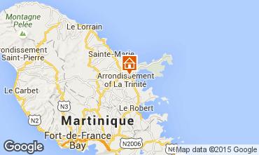 Map Trinité Studio apartment 25327