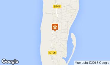 Map Cap Ferret Villa 9368
