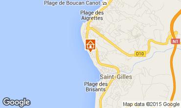 Map Saint Gilles House 9879