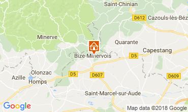 Map Bize-Minervois House 115078