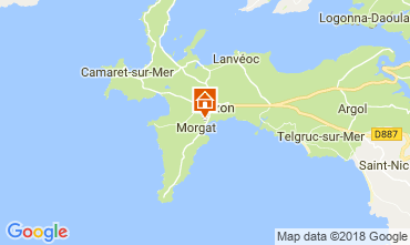 Map Morgat House 115636