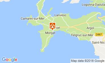 Map Morgat House 115636