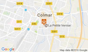 Map Colmar House 107558