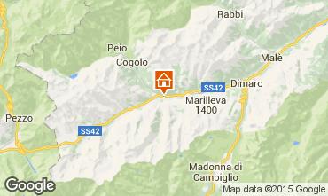 Map Marilleva Flat 74071