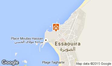 Map Essaouira House 87004