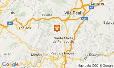 Map Peso da Régua House 104600