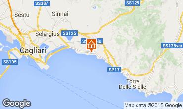 Map Cagliari House 62897