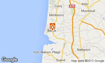 Map Berck-Plage Villa 76774