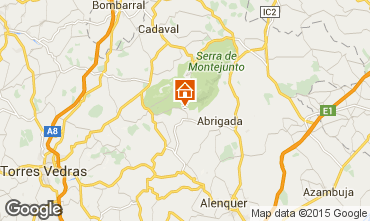 Map Torres Vedras House 60356