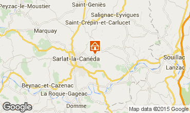 Map Sarlat House 59161