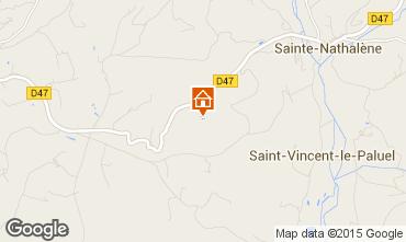 Map Sarlat House 59161