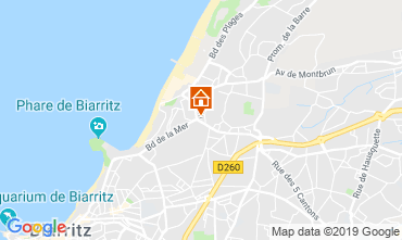 Map Anglet House 95254