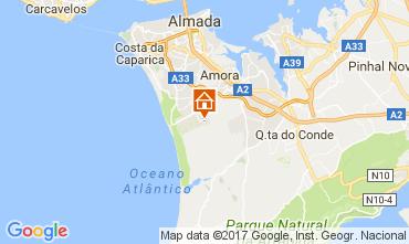 Map Lisbon Villa 111042