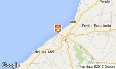 Map Mers Les bains Apartment 101113