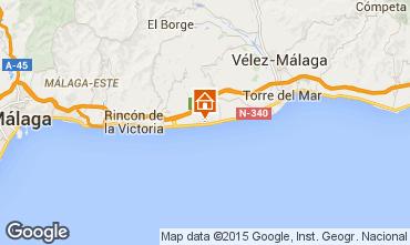 Map Vélez Málaga Villa 59335