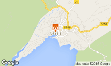 Map Cassis Apartment 89957