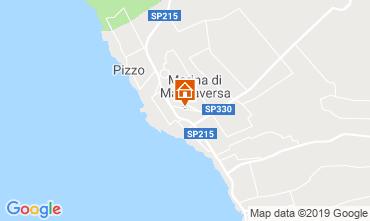 Map Gallipoli Apartment 118511