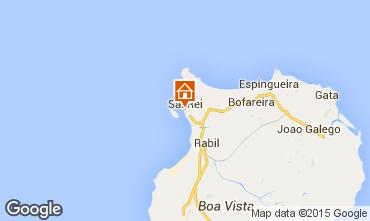 Map Sal Rei Apartment 91432