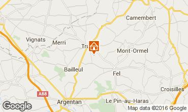 Map Argentan House 82479