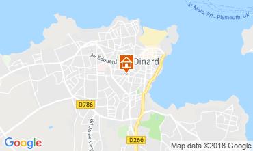 Map Dinard House 117541